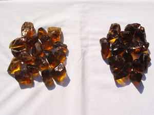Honey Quartz