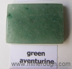 aventurine Quartz sample