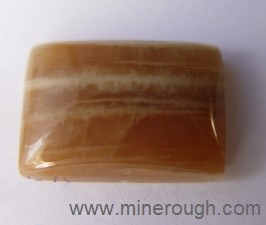 lace orange agate