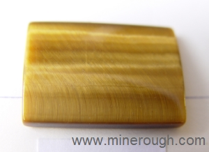 Tiger eye sample