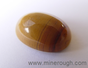 yellow banded agate